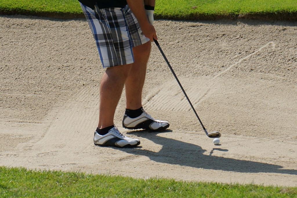 Golf Sandbunker